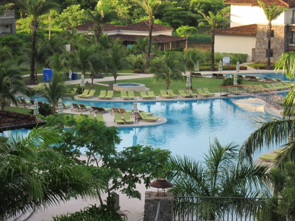 The JW Marriott Guanacaste Resort & Spa--Only about 1 hour from LIR airport