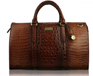 Anywhere Weekender Tote by Brahmin ($425)