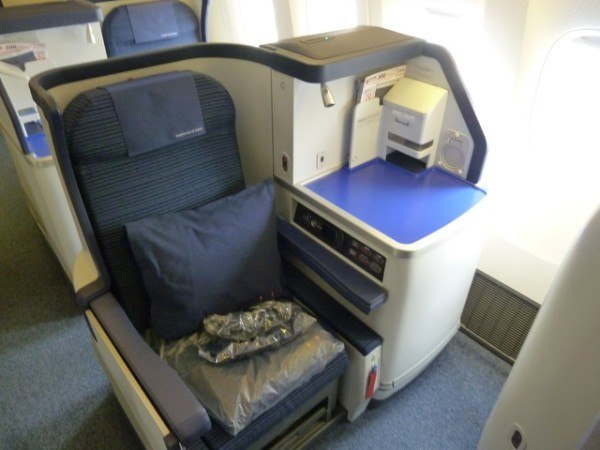New Business class on 777-300ER