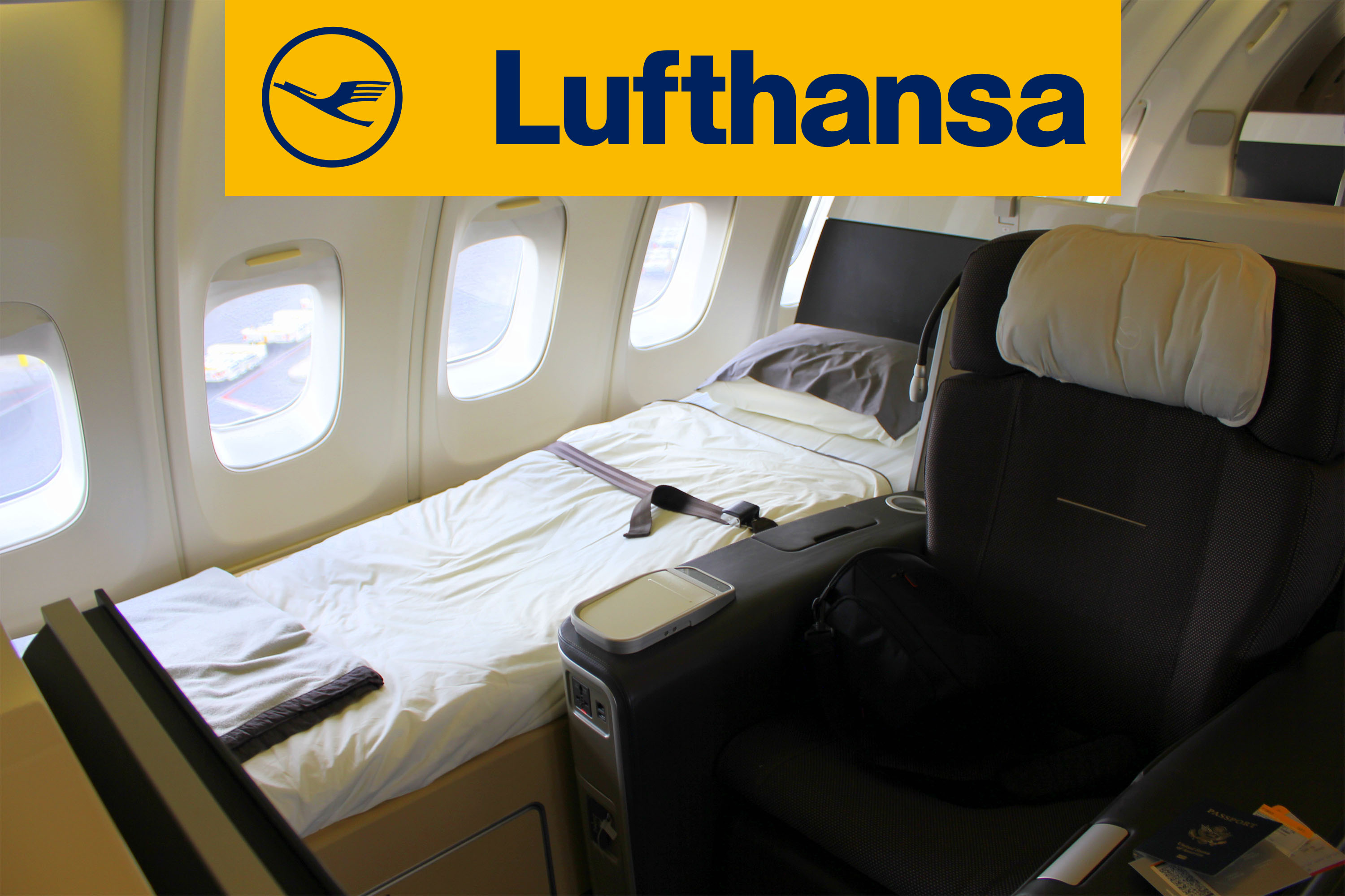 lufthansa how to change reservation