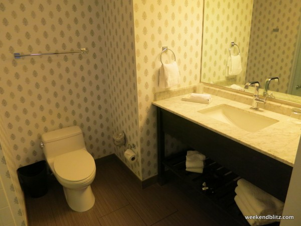 Bathroom of Superior Suite