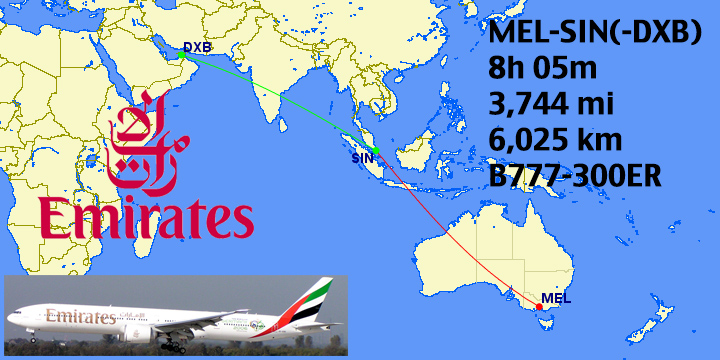 Top 16 longest emirates fifth freedom routes coming to a city near mel sin dxb gumiabroncs Image collections