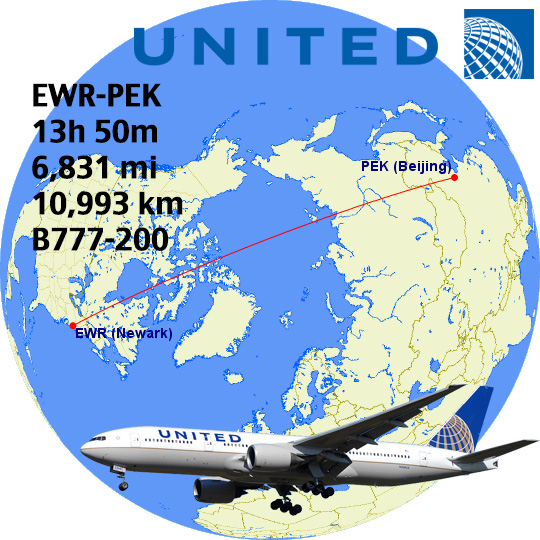 Top 14: Longest United Airlines Flights In the World ...