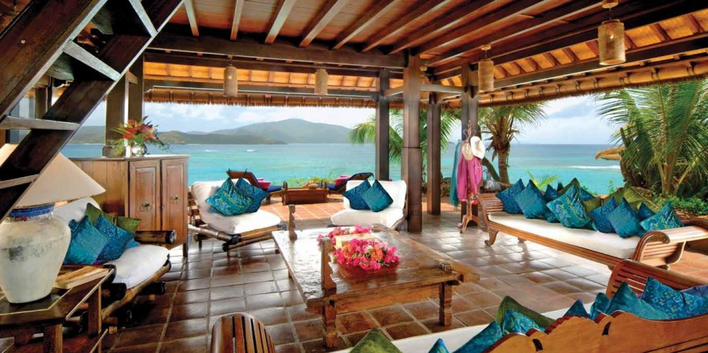 Necker Island Lounge