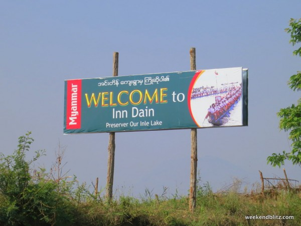 Welcome to Indain, or, as they like to say: Welcome to Inn Dain!