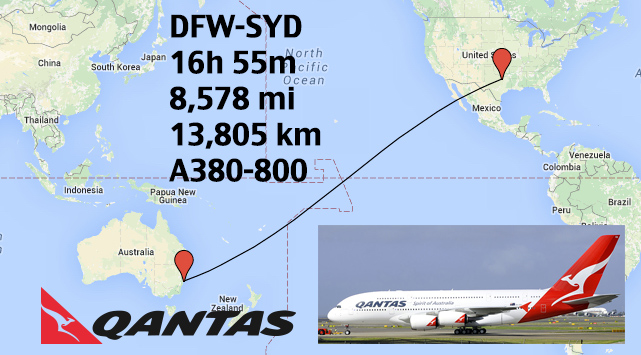 Top 20 Longest Airbus A380 Routes in the World Weekend Blitz