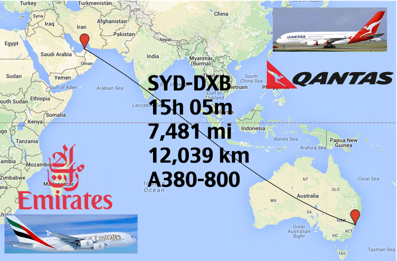 Top 20: Longest Airbus A380 Routes in the World | Weekend Blitz